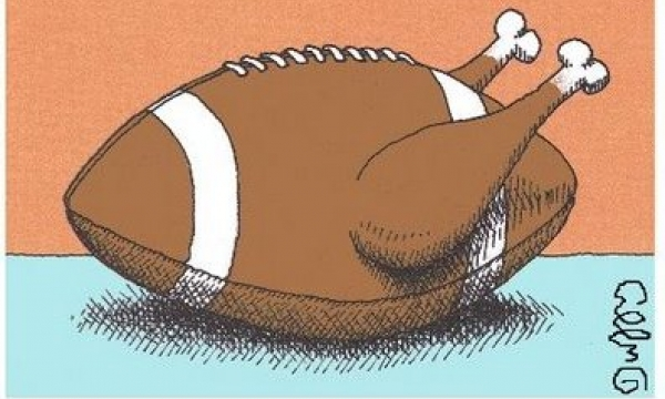 Football Thanksgiving